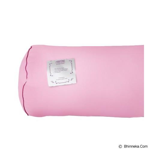 PANTONE Guling Tidur - Pink - Bantal Dekorasi