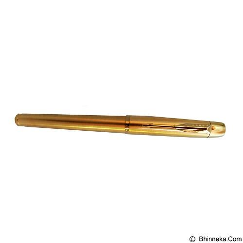 PARKER Pen [IM GP GTRB] - Gold (Merchant) - Pulpen Pena / Signing Pen
