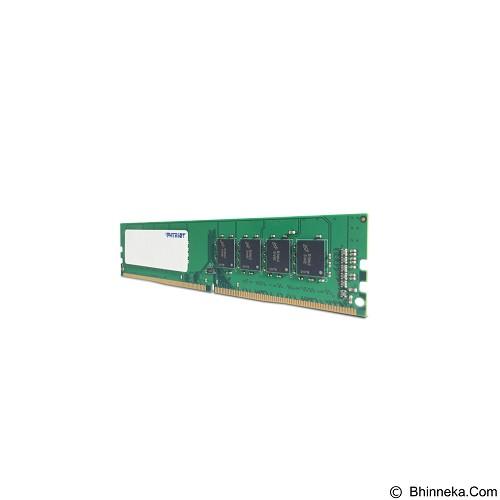 PATRIOT Memory DDR4 4GB Single Module [PSD44G2133] - Memory Desktop Ddr4
