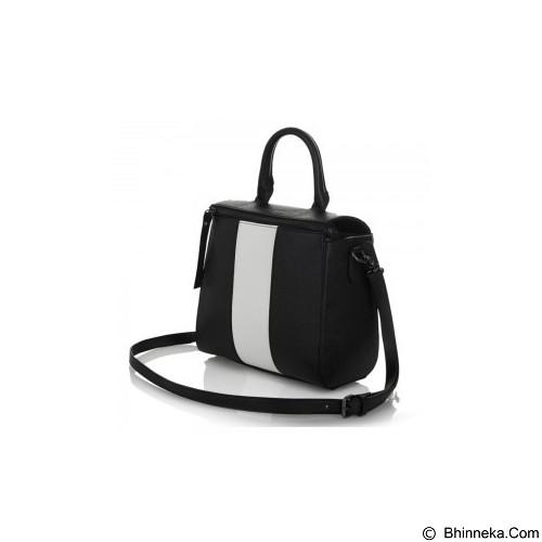 PAUL'S BOUTIQUE Jun The Harlet Collection - Black White - Shoulder Bag Wanita