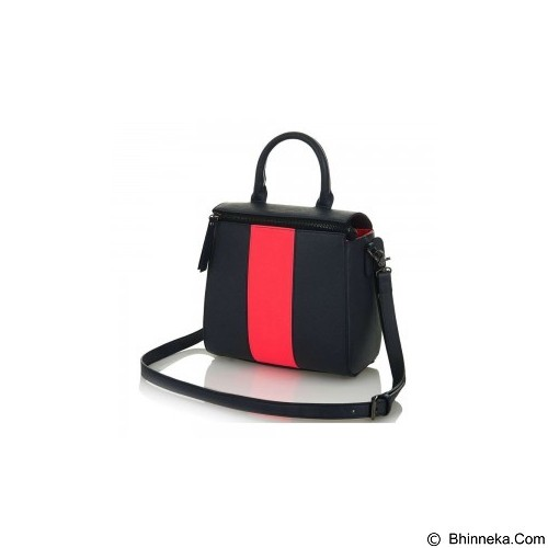PAUL'S BOUTIQUE Jun The Harley Collection - Navy Coral - Shoulder Bag Wanita