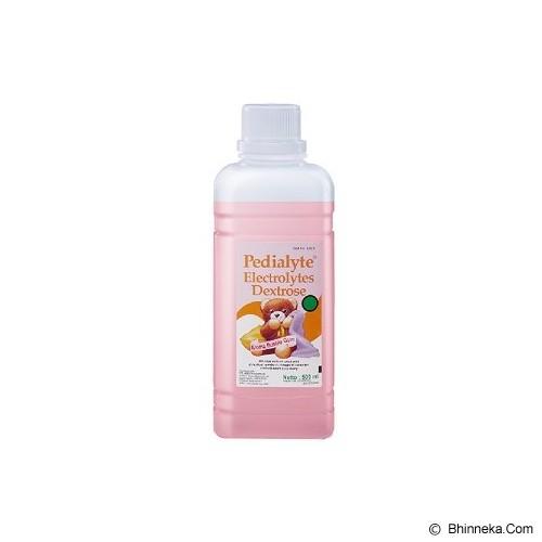 PEDIALYTE Electrolytes Dextrose Bubble Gum 500ml [L823.500] - Obat Pencernaan