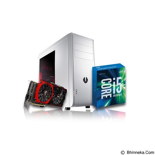 PEMMZ Desktop Custom PC Jade - Desktop Rakitan Intel Core I5