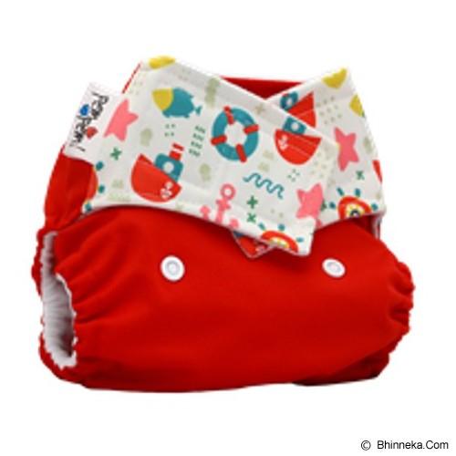 PEMPEM Velcro Litty - Cloth Diapers / Popok Kain