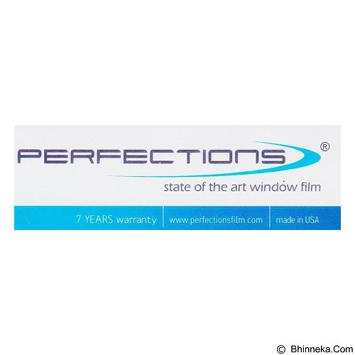 PERFECTIONS Kaca Film Toyota Camry [KF-perf-camr001] (Merchant) - Organizer Mobil