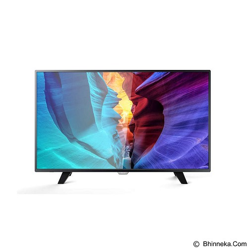 PHILIPS 43 Inch Smart TV LED [43PFT6100S] - Televisi / Tv 42 Inch - 55 Inch