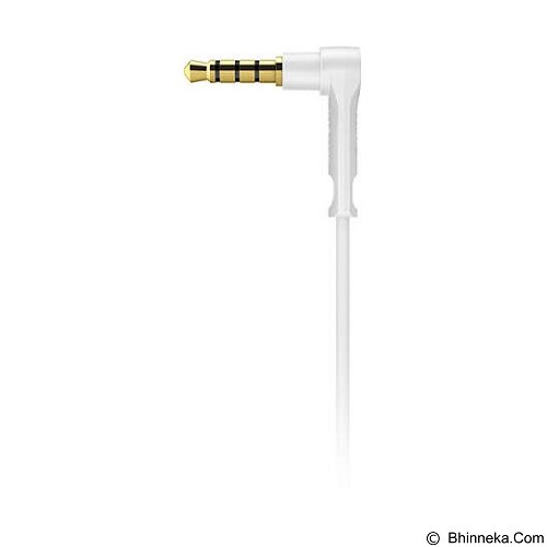 PHILIPS ActionFit Sports In Ear Headphone [SHQ3305] - White - Earphone Ear Monitor / Iem