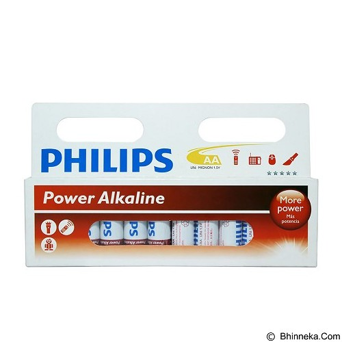 PHILIPS Alkaline 12 x AA (Merchant) - Battery and Rechargeable