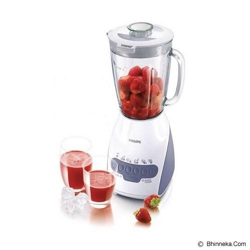 PHILIPS Blender Kaca [HR 2116] + Dry Mill - Blender