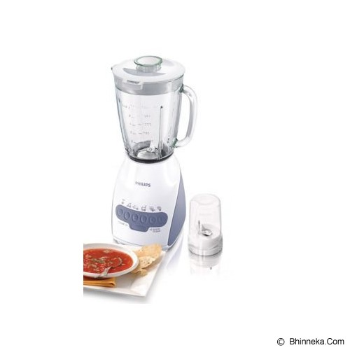 PHILIPS Blender Kaca [HR 2116] + Dry Mill - Blender