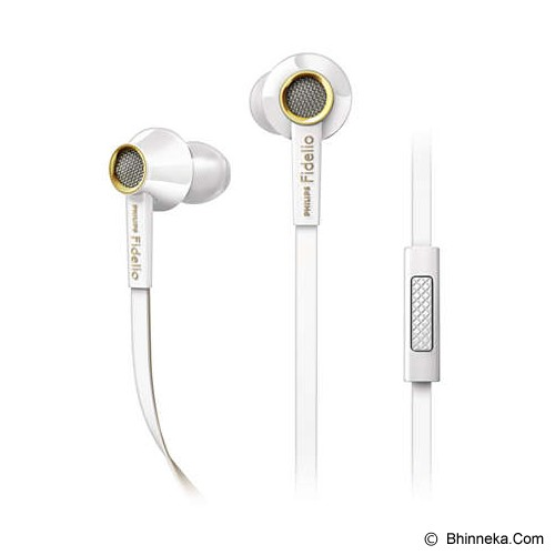 PHILIPS Fidelio S2 WT - Earphone Ear Monitor / Iem