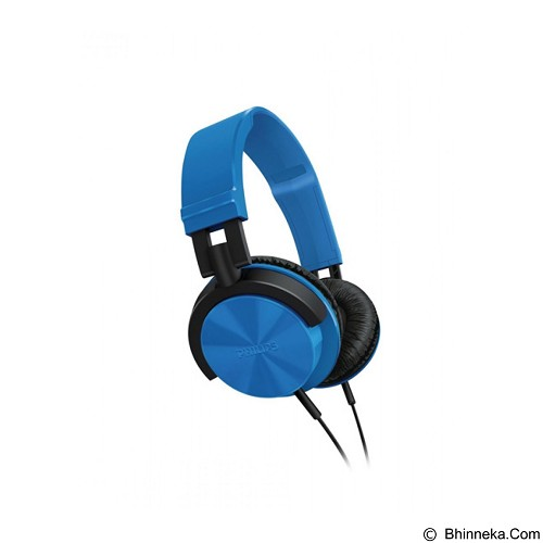 PHILIPS Headphone [shl3000bl] (Merchant) - Headphone Portable
