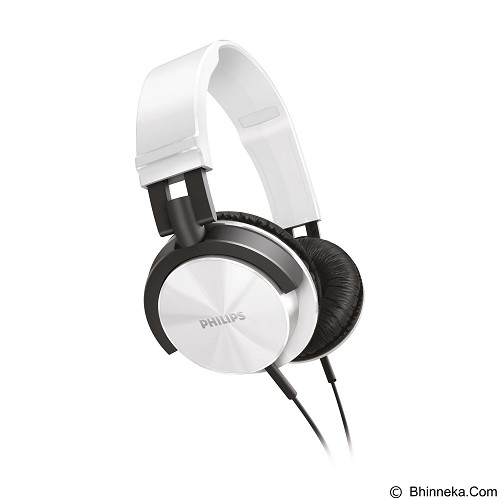 PHILIPS Headphone [shl3000wt] (Merchant) - Headphone Portable