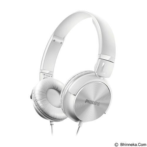 PHILIPS Headphone [shl3060wt] (Merchant) - Headphone Portable
