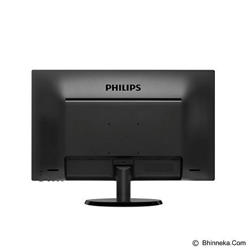 PHILIPS IPS LED Monitor 23.6 Inch [243V5QHSBA] - Monitor Led Above 20 Inch