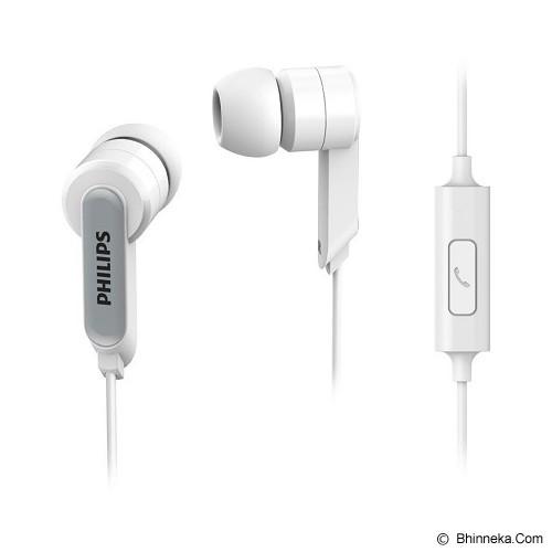PHILIPS In Ear Headphones [SHE 1405] - White - Earphone Ear Monitor / Iem