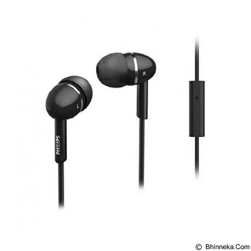 PHILIPS In Ear Headphones [SHE 1455] - Black - Earphone Ear Monitor / Iem