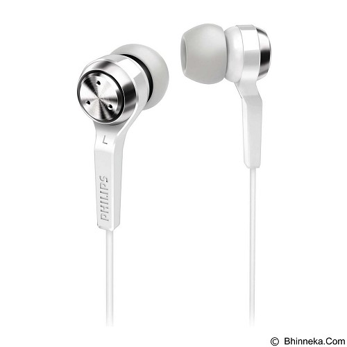 PHILIPS In Ear Phone [SHE 8500WT] (Merchant) - Earphone Ear Monitor / Iem