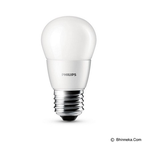 PHILIPS LED 3 Watt - Lampu Bohlam / Bulb