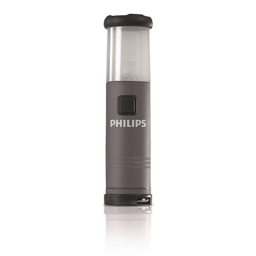 PHILIPS LED Floating Lantern - Grey White - Senter / Lantern