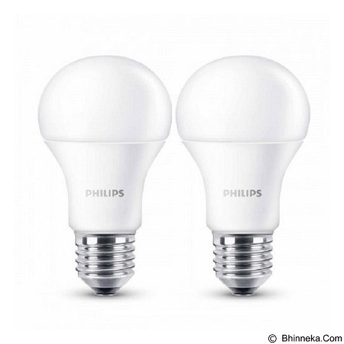 PHILIPS Lampu LED Cool Day Light 10.5-85W 2 pcs - Lampu Bohlam / Bulb