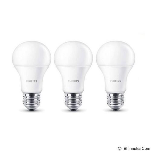 PHILIPS Lampu LED Cool Day Light 10.5-85W 3 pcs - Lampu Bohlam / Bulb