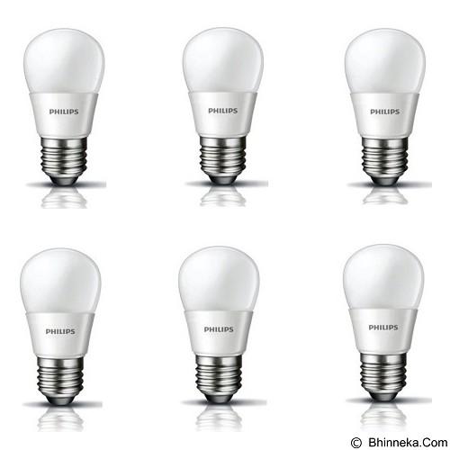 PHILIPS Lampu LED Cool Day Light 3-25W 6 Pcs - Lampu Bohlam / Bulb