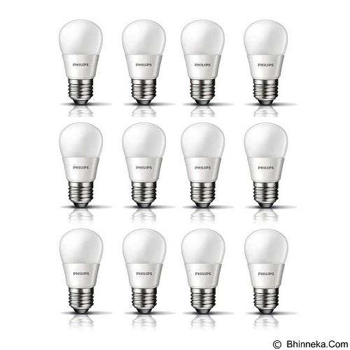PHILIPS Lampu LED Cool Day Light 4-40W 12 Pcs - Lampu Bohlam / Bulb