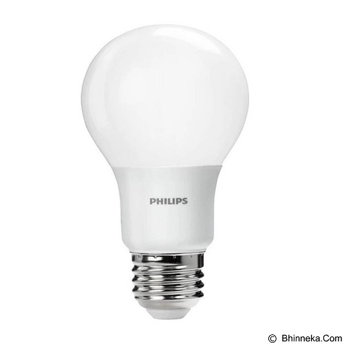 PHILIPS Lampu LED Cool Day Light 6-50W - Lampu Bohlam / Bulb