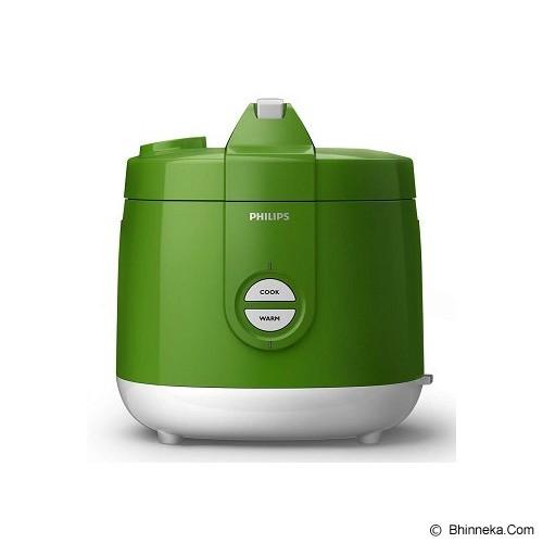 PHILIPS Rice Cooker [HD 3127/30] - Premium Green - Rice Cooker