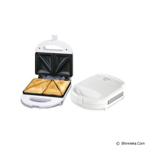 PHILIPS Sandwich Maker [HD 2393/02] - White - Toaster
