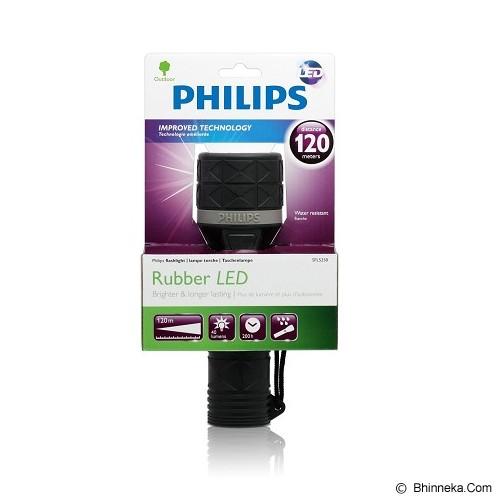 PHILIPS Senter Rubber LED 120m [SFL5250] - Senter / Lantern