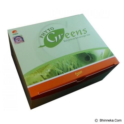PHYTO Greens 120ml - Suplement Pencegah Penyakit Jantung / Kolesterol
