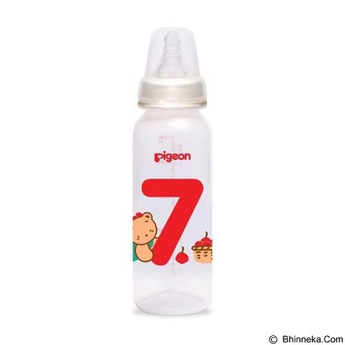 PIGEON Botol Coro Angka 7 240ml [PR010383] - Botol Susu