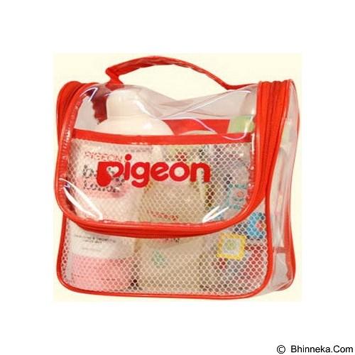 PIGEON Toiletries Backpack Set [PR061404] - Sabun Mandi Bayi dan Anak