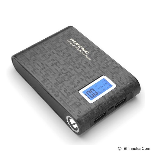 PINENG Powerbank 20000mAh [PN913] - Black (Merchant) - Portable Charger / Power Bank