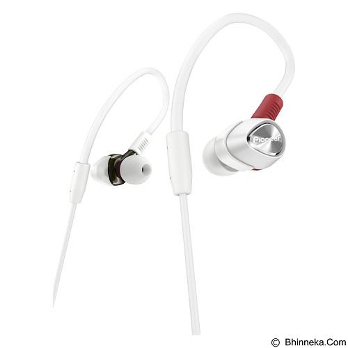 harga PIONEER Professional In-ear Headphones for DJs DJE-2000-W - White Bhinneka.Com