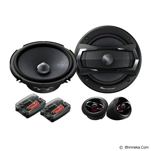 PIONEER TS-A1605C Speaker 2way - Car Audio System
