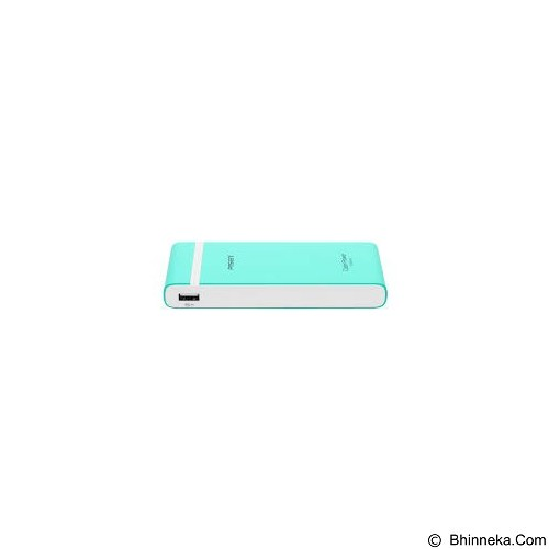 PISEN Color Power 10000mAh - Green (Merchant) - Portable Charger / Power Bank