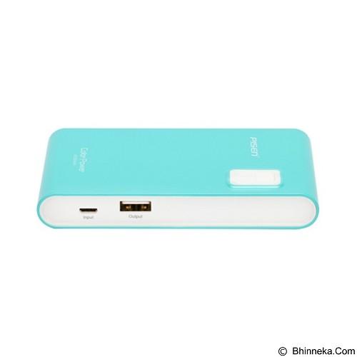 PISEN Color Power 4200mAh - Blue Green (Merchant) - Portable Charger / Power Bank