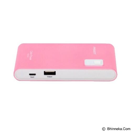 PISEN Color Power 4200mAh - Rosy Pink (Merchant) - Portable Charger / Power Bank