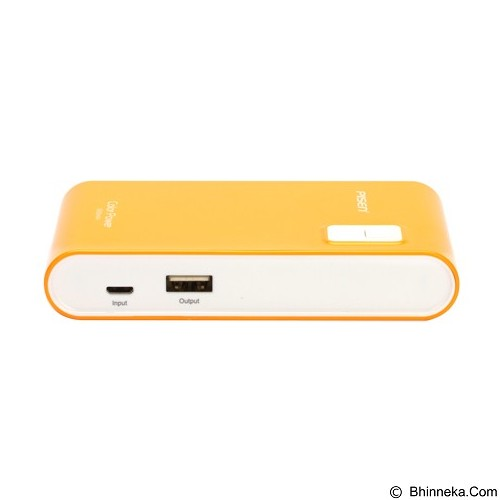 PISEN Color Power 5600mAh - Gold Navel Orange (Merchant) - Portable Charger / Power Bank