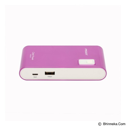 PISEN Color Power 5600mAh - Orchid Purple (Merchant) - Portable Charger / Power Bank