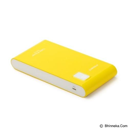PISEN Color Power 9600mAh - Lemon Yellow (Merchant) - Portable Charger / Power Bank