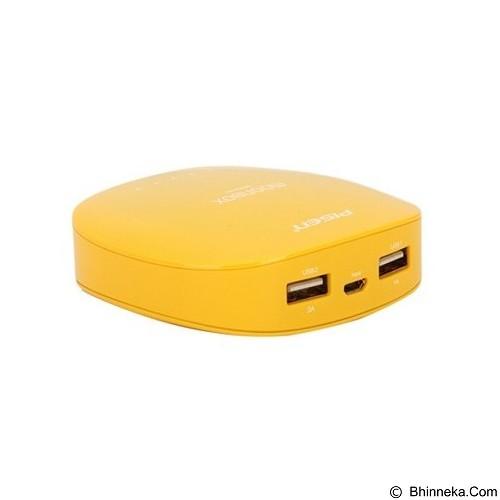 PISEN Moonbox 6000mAh - Manggo Yellow (Merchant) - Portable Charger / Power Bank