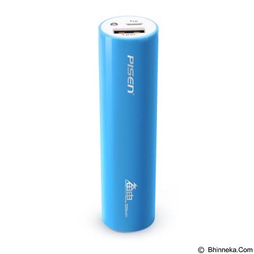 PISEN Portable Power 2200mAh - Navy Blue (Merchant) - Portable Charger / Power Bank