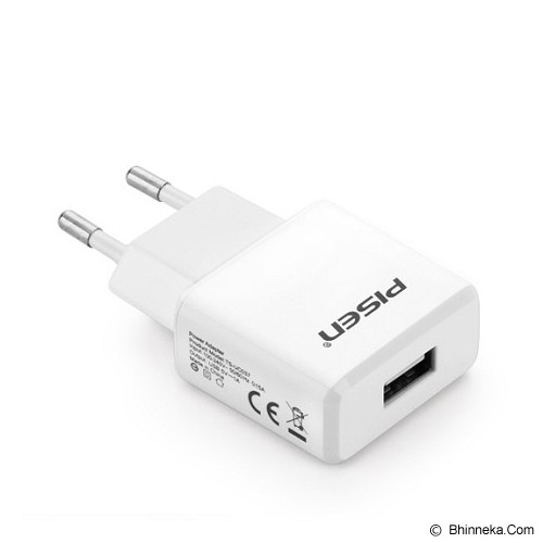 PISEN USB Charger 1A - Charger Handphone