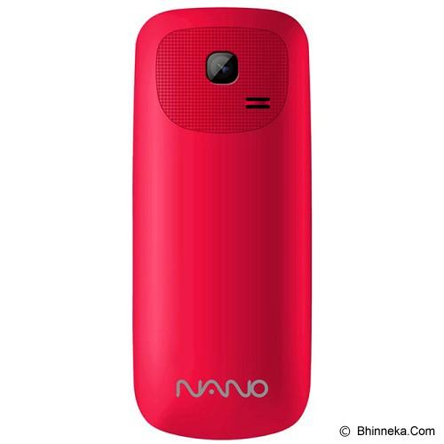 PIXCOM Nano - Red - Handphone Gsm