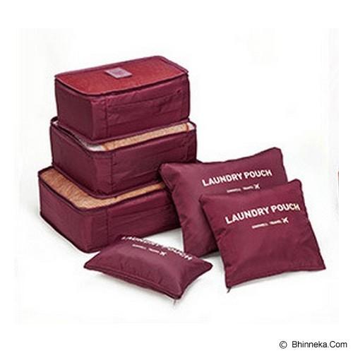 PIXEL99 Organizer Bag - Maroon - Travel Bag