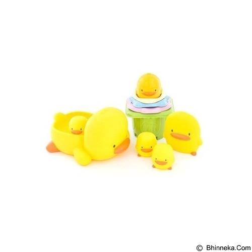 PIYO PIYO Duck Family Bath Toy [PY 88081] (Merchant) - Baby Bath Toy